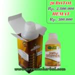 PROMO Paket Murah QnC Jelly Gamat